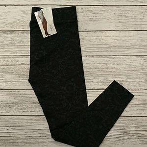12ca78717331df Matty M Pants | Nwt Baroque Leggings Small Navy Black | Poshmark